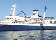 Crucero a galapagos de promocion