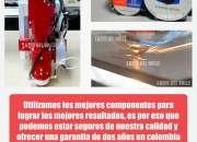 Laser para corte de metales en Quito
