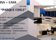 Gran Oportunidad Venta de Oficina/Casa sector Parque Chile