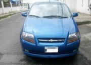 Vendo auto chevrolet aveo gti 2007