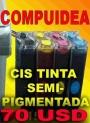 SISTEMA DE TINTA CONTINUA SEMIPIGMENTADA  $70.00