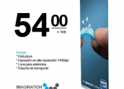 Roll Up 54+iva Estructura+lona+impresionestuche