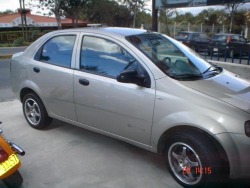 Vendo auto como nuevo 2007