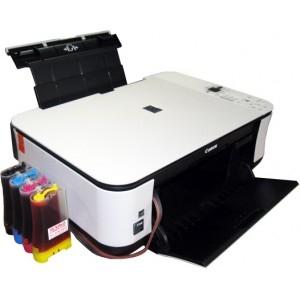 Impresora canon mp250 + sistema de tinta continua