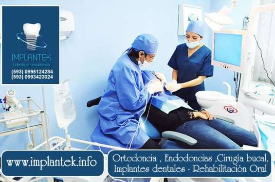 Clinica implantek quito