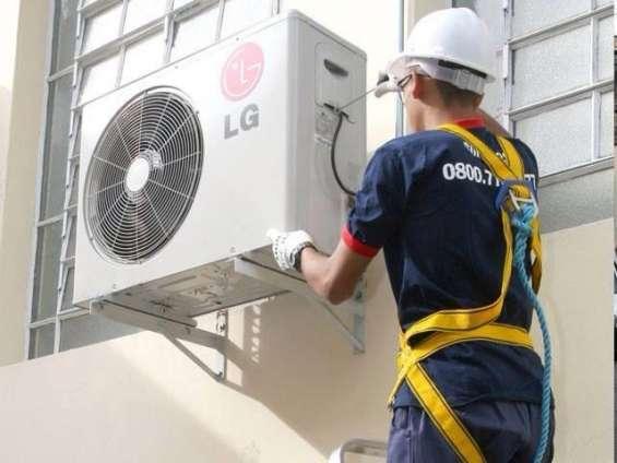 Servicio tecnico de aires acondicionados en guayaquil