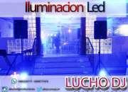 Servicio de iluminacion led