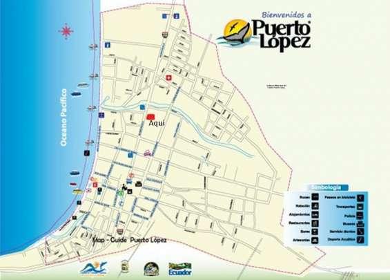 Mapa y ubicacion del terreno