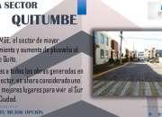 VENTA DE CASA FRENTE AL TERMINAL QUITUMBE