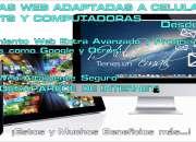 Páginas Web en Quito $ 263