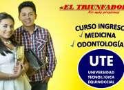 Curso ingreso medicina UTE