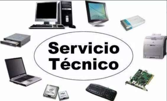 Mantenimiento preventivo y correctivo pcs laptops