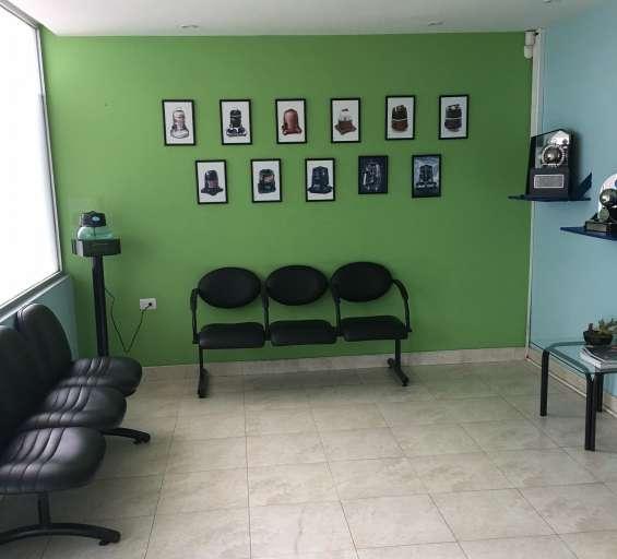 Sala de espera en nuestra oficina
