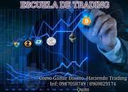 Escuela de Trading en Quito
