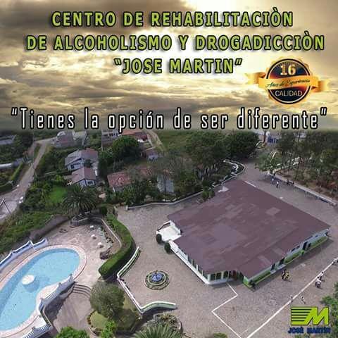 """Centro de rehabilitaciòn de alcoholismo y drogadicciòn """"josemartin"""""""