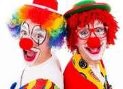 Fiestas Infantiles.. Payasitos, Payasas, Hora loca Baby shower, Saltarin !!quito $50 Mago