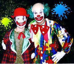 Fiesta infantiles payasos,caritas-pintada mago mimo, hora loca, baby shower-