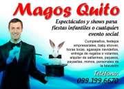 Anima sus Fiestas con el show del Mago show divertido fiestas Infantiles, cumpleaños, quit