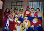 Animamos Fiestas infantiles^payasos payasas, horas-locas, mago, mimo inflables, baby showe