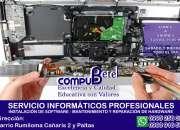 Ofrecemos servicio técnico de computadoras y laptops - Rumiloma