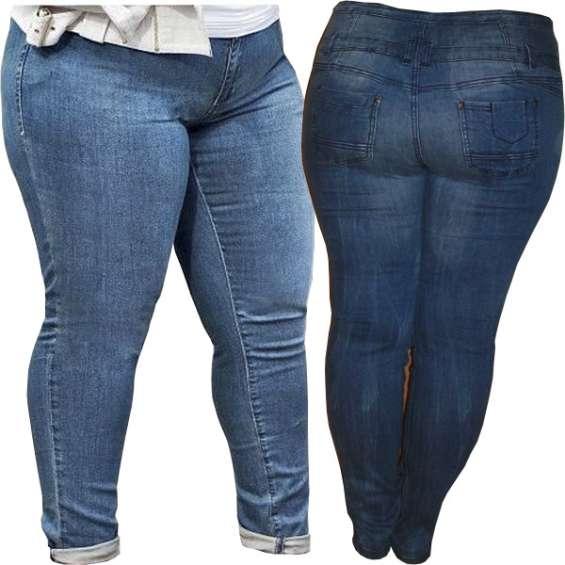 bef090aee Pantalones jeans tallas grandes extra plus xxxl en Quito - Otros ...