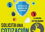 INSTALACIÓN DE CONTROL DE ACCESOS Y CONTROL DE ASISTENCIA DE PERSONAL