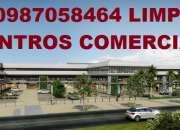 Telf 0992448828 LIMPIEZA PROFUNDA DE OBRA TERMINADA