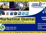 Curso de capacitación profesional en marketing digital y social media