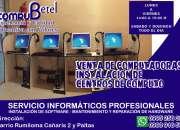 Venta de computadoras para hogares, negocios y estudiantes (Rumiloma)