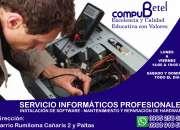 Servicio técnico especializado para empresas, hogares y negocios