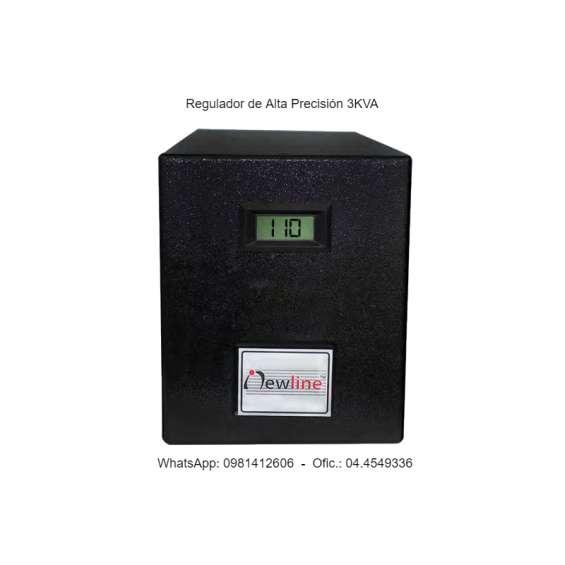 Reguladores de voltaje de alta precisión. whatsapp: 0981412606 - ofic.: 04.4549336