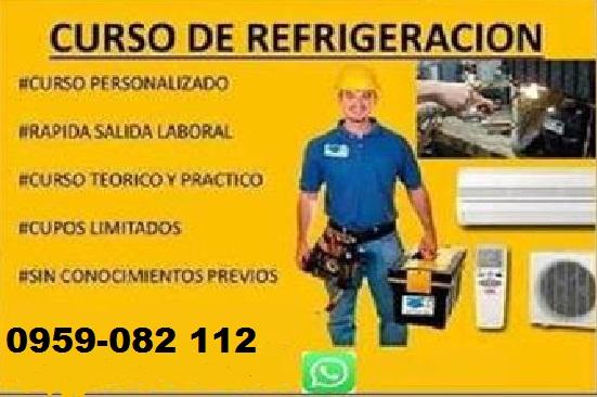 Aprende a instalar split $60 curso de refrigeracion 4 domingos mantenimiento reparacion