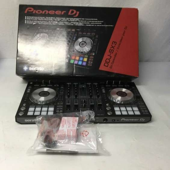 Pioneer ddj-sx3 controller = 550 eur, pioneer ddj-1000 controller 550eur pioneer xdj-rx2