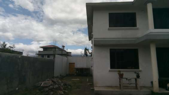 Hermosa casa en venta en el sector de fajardo-sangolqui
