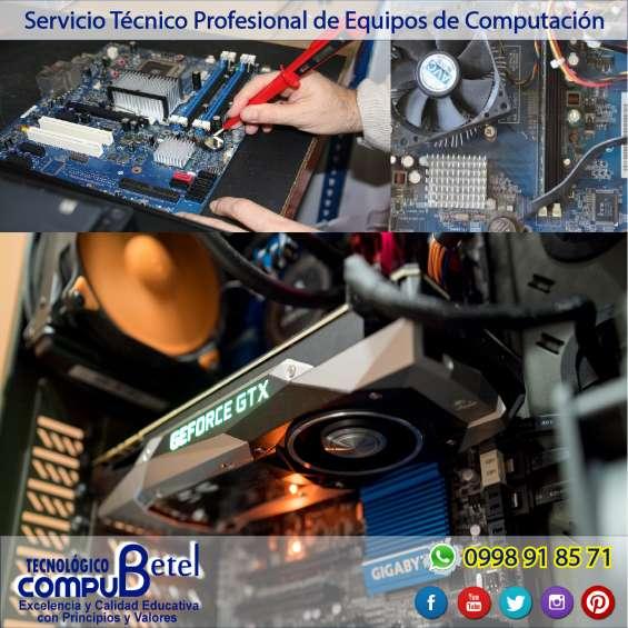 Compu betel: servicio técnico