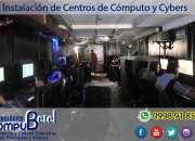 Reparación y servicio técnico de portátiles y pcs, compu betel en Sangolquí.