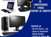 INSTALACION DE CYBER - VENTA DE COMPUTADORAS, SANGOLQUÍ