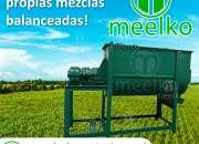 PRENSA DE BRIQUETAS MKMH250B