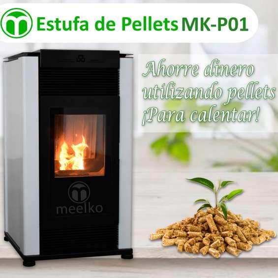 Estufa de pellets mk-p01