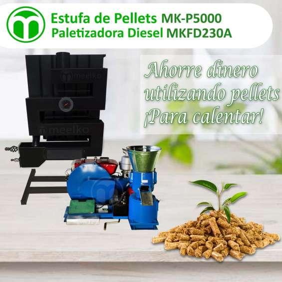 Mini combo meelko mk-p05000