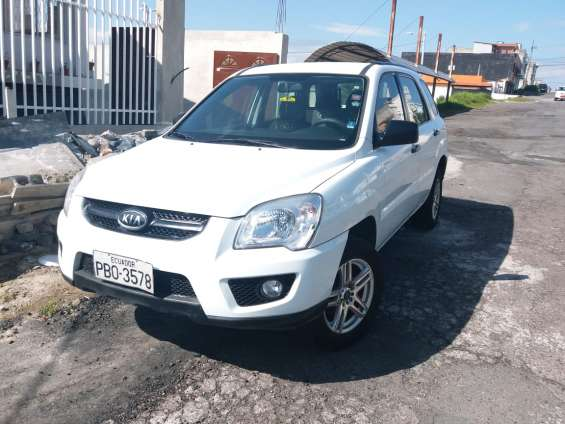 Sportage active impecable todo 10/10