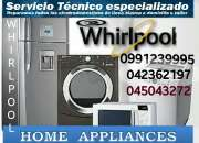 Servicio Técnico 0991239995 General Electric/Whirlpool Samborondon