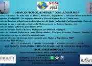 SERVICIO TECNICO, DISEÑO, MONTAJE Y CONSULTORIA WISP