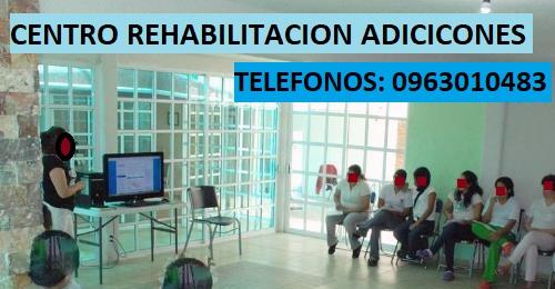 Fotos de Riobamba centro rehabilitacion adicciones emergencias 24 horas 5