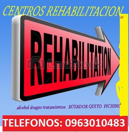 Riobamba centro rehabilitacion adicciones emergencias 24 horas