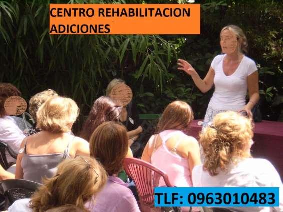 Fotos de Riobamba centro rehabilitacion adicciones emergencias 24 horas 3