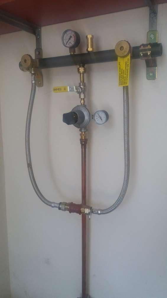 Plomero en cobre instalacion y reparacion a nivel nacional