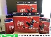 Sony playstation 4 pro 1tb spider-man edicion