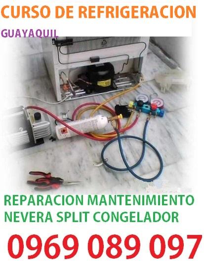 Curso de refrigeracion en guayaquil aprende nueva profesion reparacion mantenimiento de n
